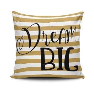 Vankúš s prímesou bavlny Cushion Love Vulio, 45 × 45 cm