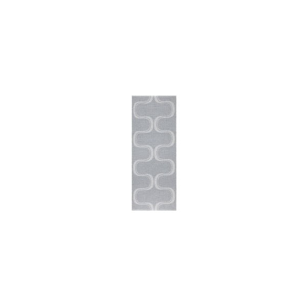 Vysoko odolný koberec Waves V9, 60x190 cm