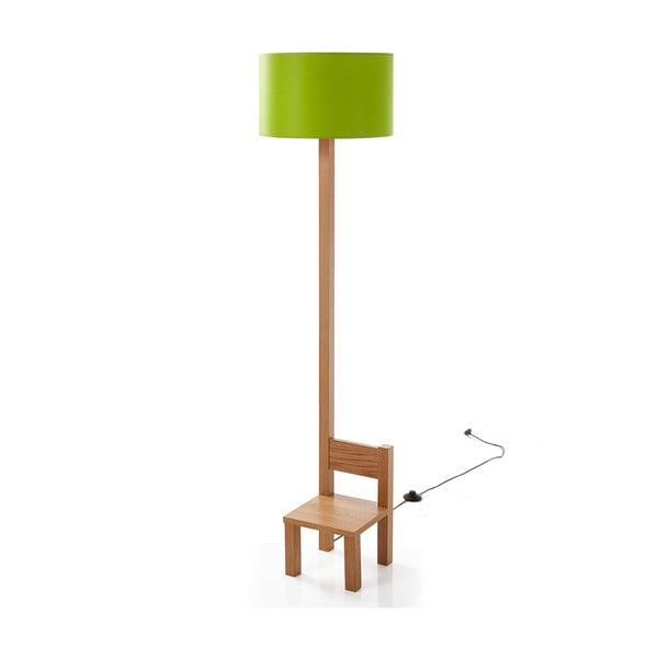 Stojacia lampa Toraki Green