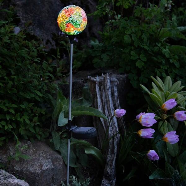 Zapichovacia LED dekorácia na záhradu Best Season Mosaic