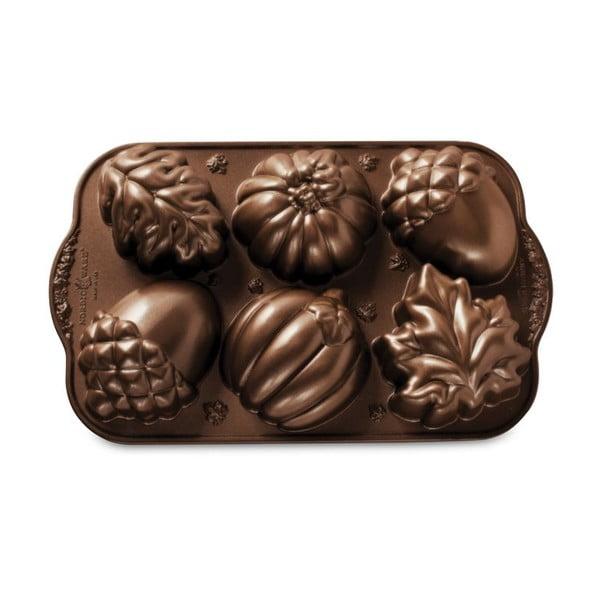 Forma na koláčiky Nordic Ware Jeseň