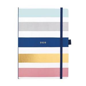 Diár na rok 2020 Busy B Fashion, 144 strán