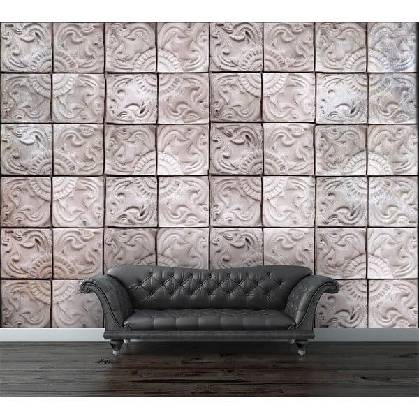 Veľkoformátová tapeta Ozdobné obloženie steny, 315x232 cm