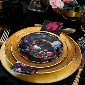 Sada 20 obrúskov s dekoratívnym vzorom Talking Tables