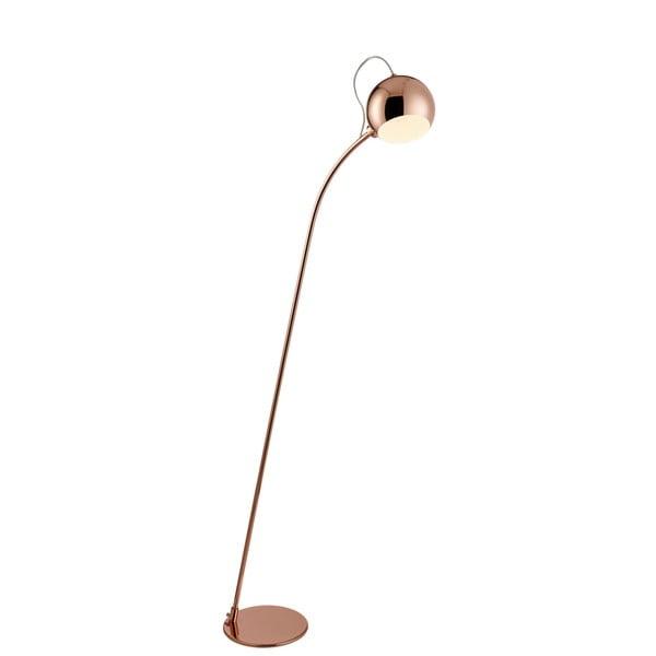 Voľne stojacia lampa Searchlight Magnetic, medená