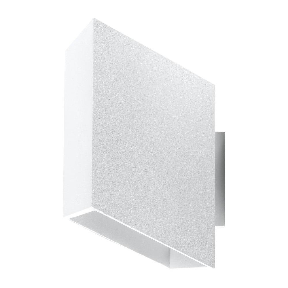 Biele nástenné svietidlo Nice Lamps Adit