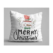 Vankúš Christmas Snowman, 45 x 45 cm
