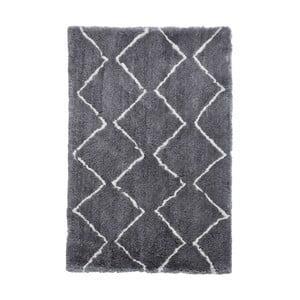 Sivo-béžový ručne tuftovaný koberec Think Rugs Morocco Grey & Cream, 200×290 cm