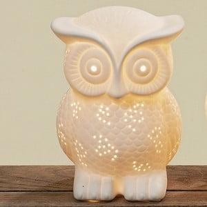 Svietiaca dekorácia Boltze Owl