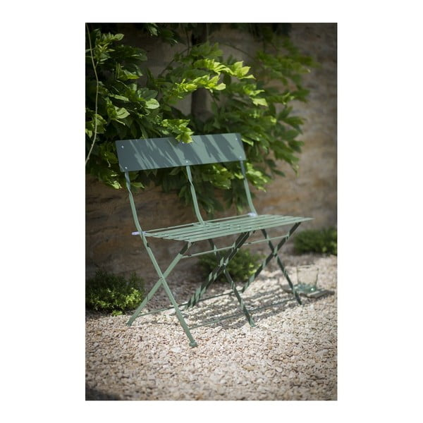 Zahradná lavica Bistro Green