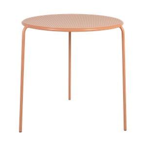 Oranžový stôl OK Design Point