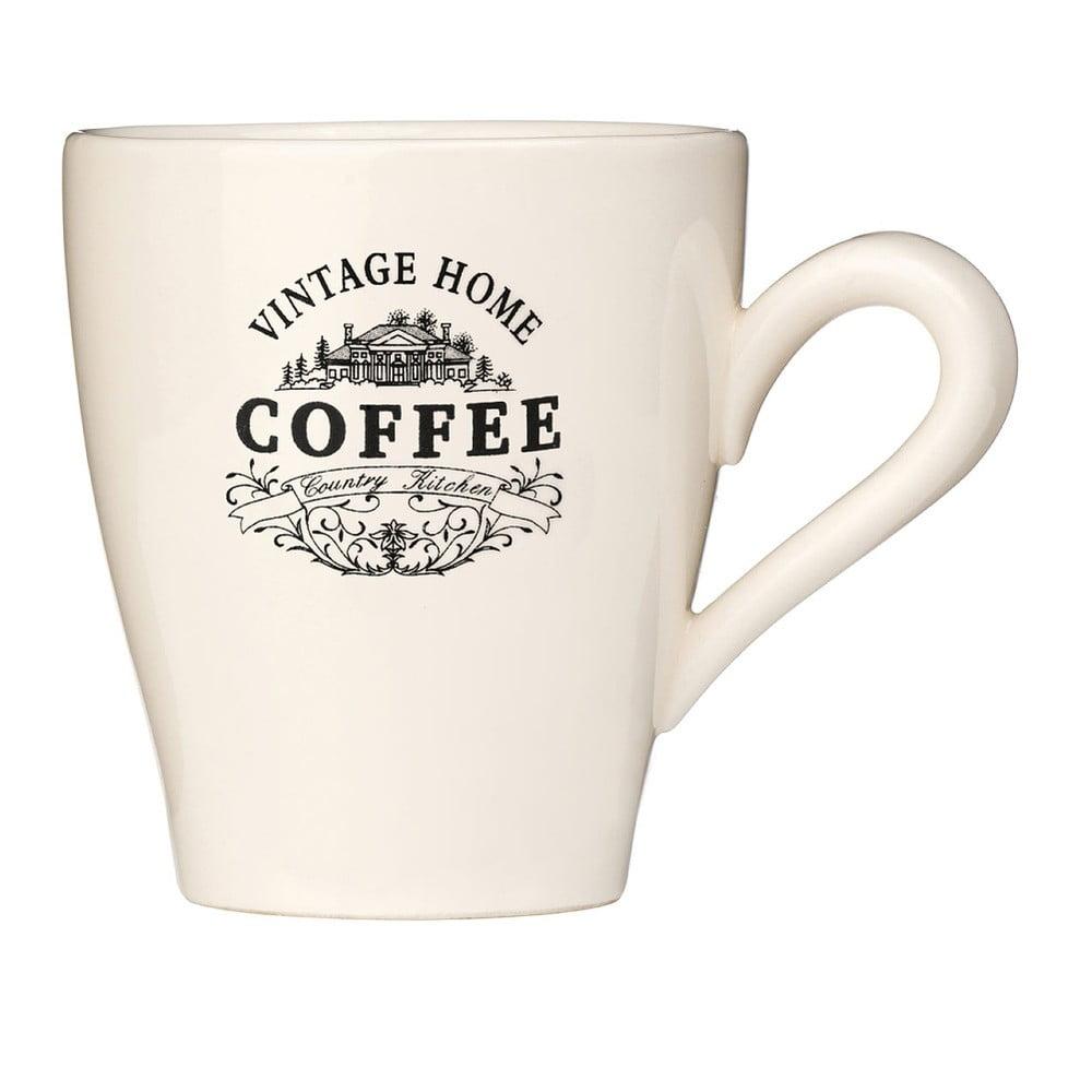 Keramický hrnček na kávu Premier Housewares Vintage Home