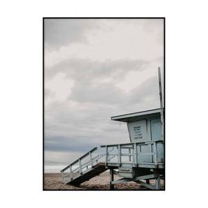 Plagát Imagioo Lifeguard, 40×30 cm