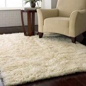 Vlnený koberec Royal Dream Pure Light, 70×160cm