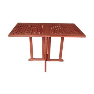 Balkónový variabilný stôl z eukalyptového dreva ADDU Baltimore