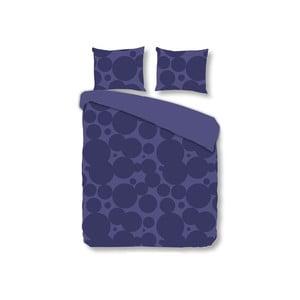Obliečky Muller Textiel Geometric Purple, 240x200 cm