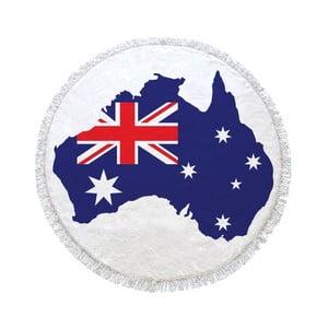 Guľatá plážová osuška Homemania Australia, Ø 150 cm