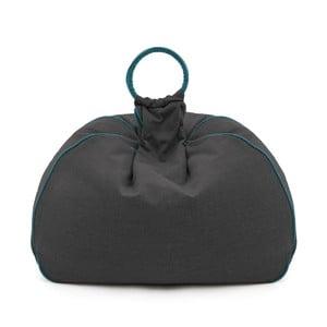 Sedací vak Vivonia Indoor Dark Grey/Dark Turquoise