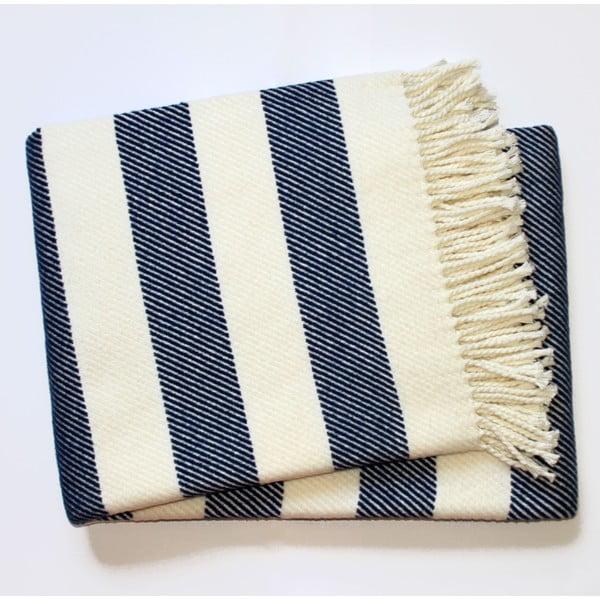 Kobaltová modrá deka Euromant Candy, 140 x 180 cm