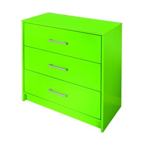 Zelená komoda 13Casa Color