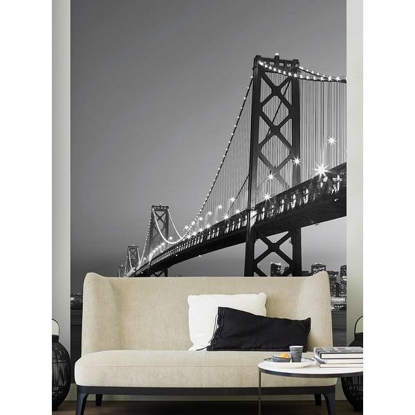 Veľkoformátová tapeta San Francisco Skyline, 183x254 cm