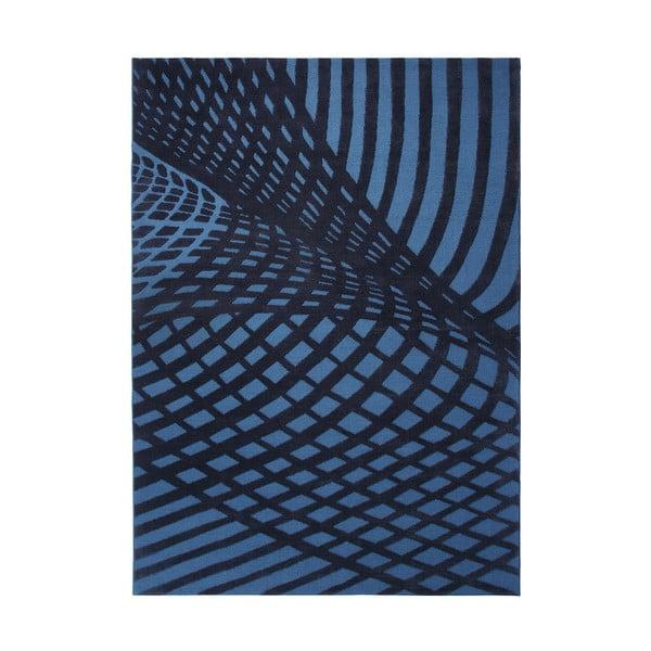 Koberec Esprit Vector Petrol, 160x230 cm