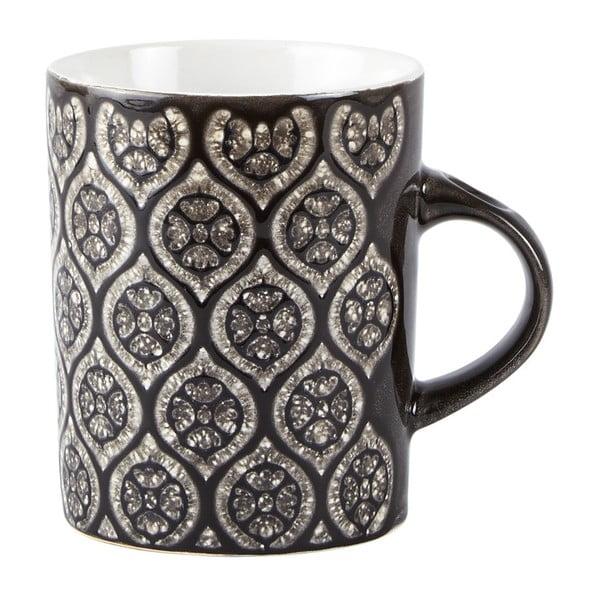 Sada 3 čiernych hrnčekov Villa Collection Mug, 350ml