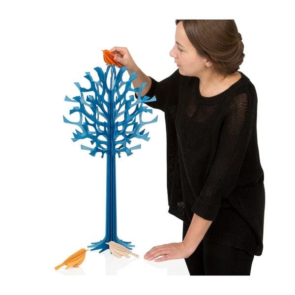Skladacia dekorácia Lovi Tree Blue, 68 cm