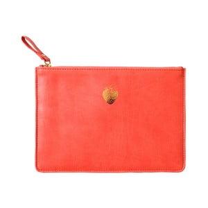 Červené vrecúško na drobnosti Portico Designs