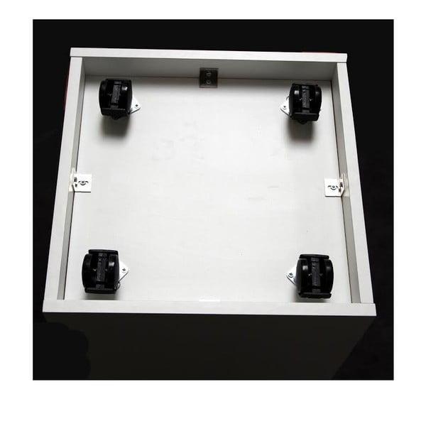 Biela komoda do kúpeľne 13Casa Cordoba
