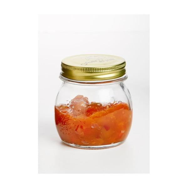 Pohár Glass Jar, 260 ml
