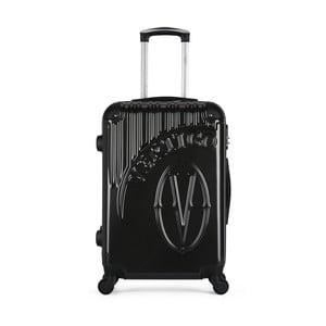 Tmavosivý cestovný kufor na kolieskach VERTIGO Valise Grand Format Duro, 47 × 72 cm