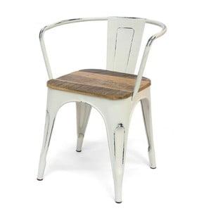 Stolička Xilot, biela