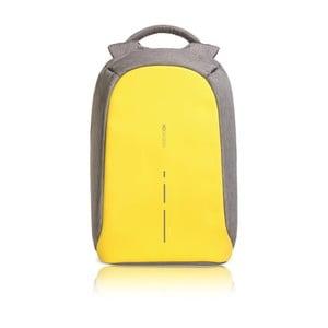 Žltý bezpečnostný batoh XDDesign Bobby Compact
