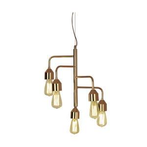 Závesné svietidlo Scan Lamps Flynn Five Copper
