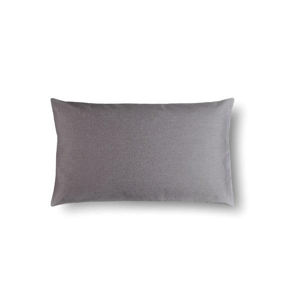 Obliečky na vankúš Whyte 50x70 cm, šedé