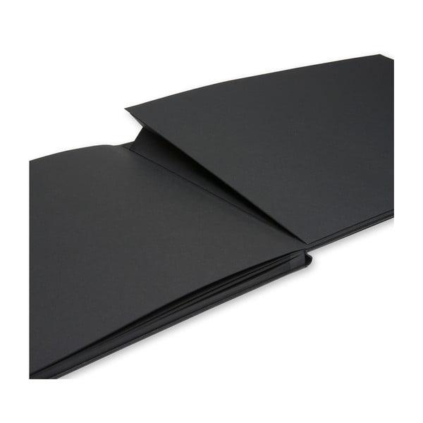 Čierny album Moleskine A4