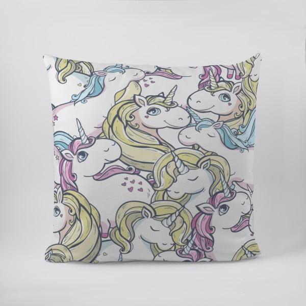 Vankúš Butter Kings Unicorn Heaven, 50 x 50 cm