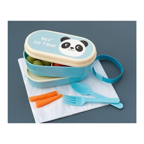 Obedový bento box Rex London Miko The Panda