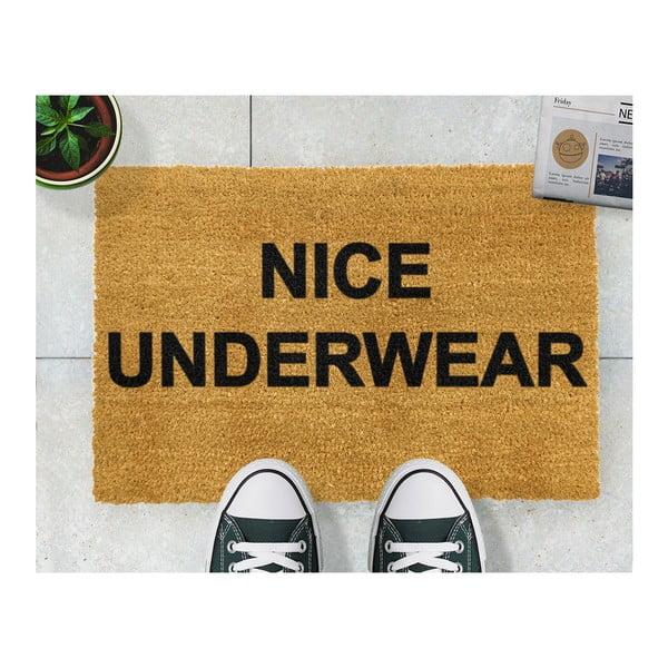 Rohožka Artsy Doormats Nice Underwear, 40x60cm