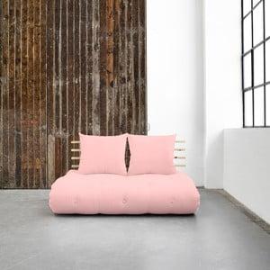 Variabilná pohovka Karup Shin Sano Natural/Pink Peonie