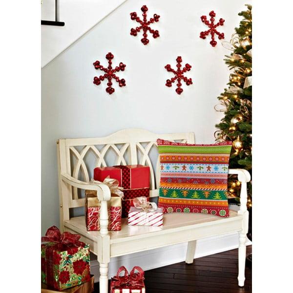 Vankúš Christmas V3, 45x45 cm