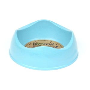 Miska pre psíkov/mačky Beco Bowl 12 cm, modrá