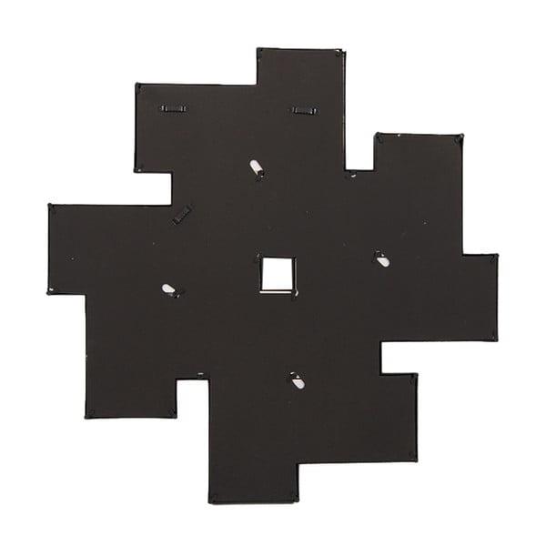 Sada dvanástich rámčekov, čierna