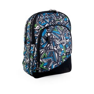 Batoh Skpat-T Backpack Black and Blue