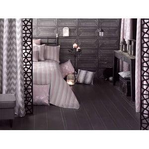 Sada prikrývky na posteľ a obliečok na vankúš Apolena Luxury, ružová