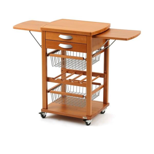 Servírovací stolík z čerešňového dreva Arredamenti Italia Sanitago