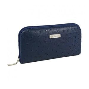 Tmavomodrá peňaženka Dara bags Wally No.4