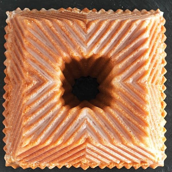 Forma na bábovku Nordic Warev Bavaria Cube