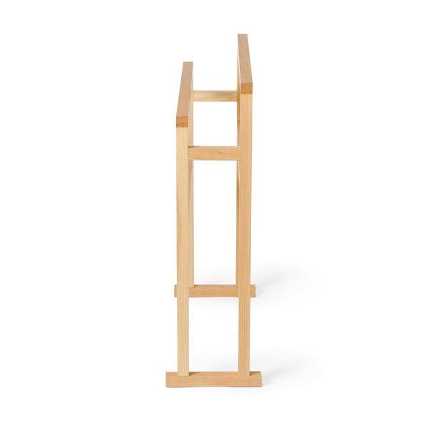 Drevený stojan na osušky Wireworks Mezza Grande
